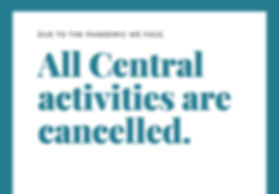 All Central activities are cancelled..jp