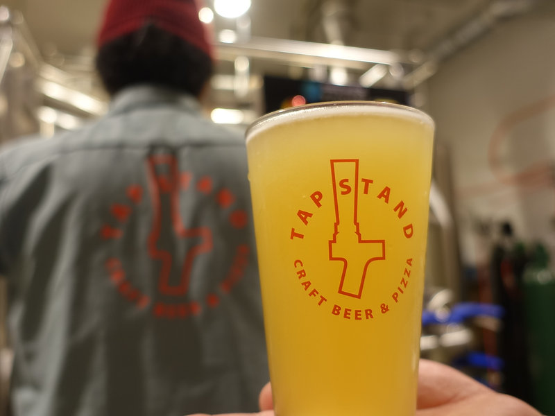 Tropical Floater ~TAP STAND BREW WORKS~