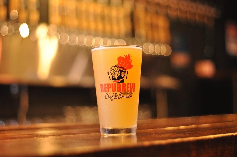 Stand up to Crown Hazy IPA