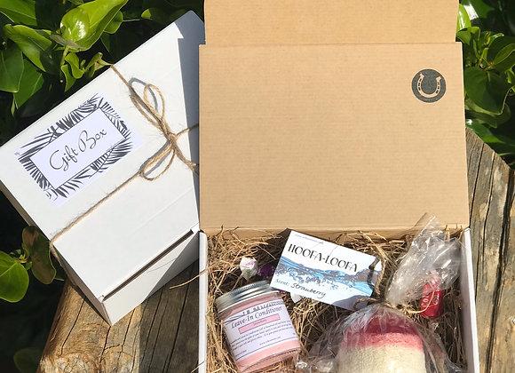 Make into Gift Box