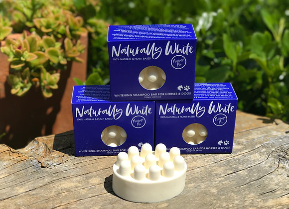 Bee Kind Naturally White Shampoo Bar