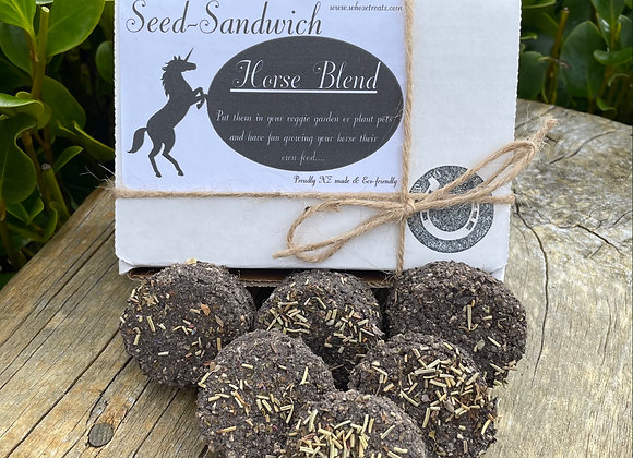Seed Sandwich Horse Blend