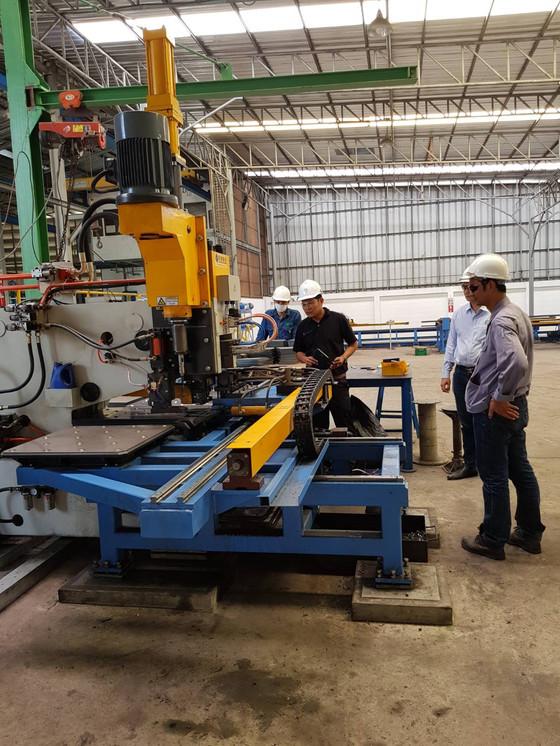 สถาบันไทย-เยอรมัน ร่วมกับกรมอุตสาหกรรมและบริษัทกงพัฒนาฯ วาง Roadmap การพัฒนาด้าน Automation ในโรงงาน