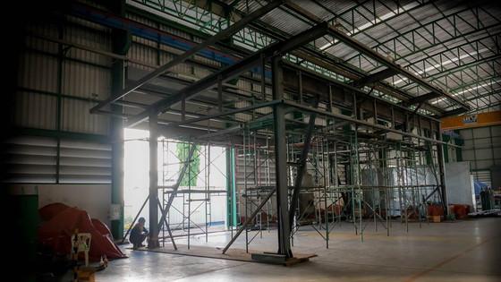 Pre-Fab โครงสร้างหลังคาฟีนอล