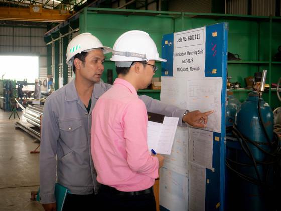 การตรวจมาตรฐาน ISO 9001 2019