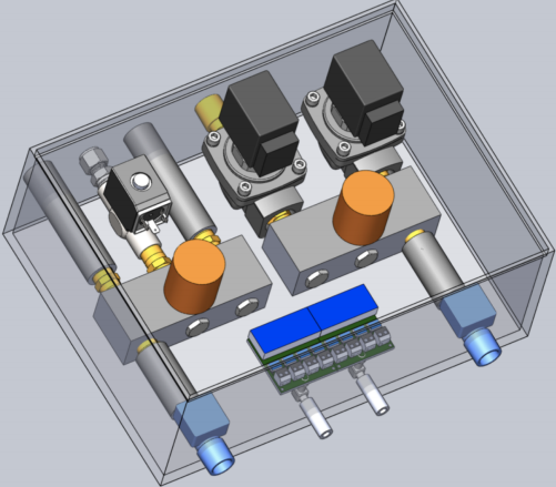 Mechanical Ventilator Milano