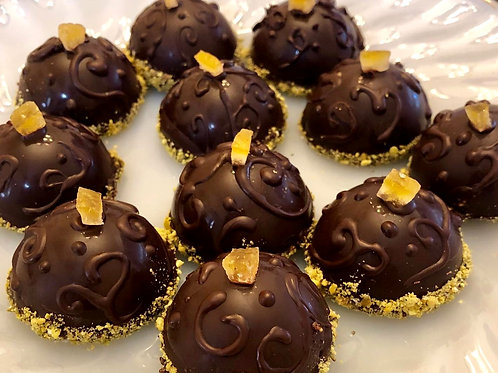 Box of Italian Chocolates Stocking Stuffer