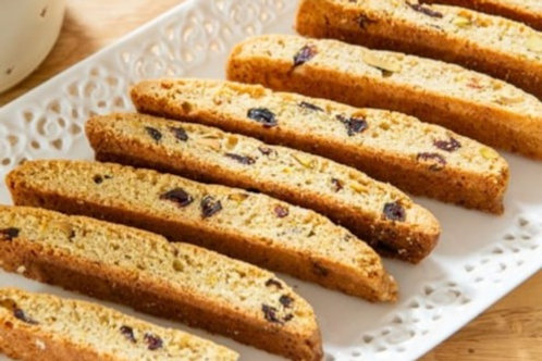 Bake At Home Biscotti