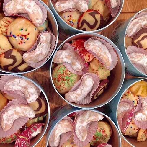 Assorted Italian Cookies Tin