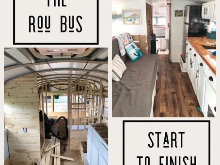 Rou Bus: The Full Transformation