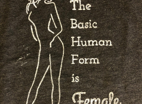 The Basic Human Form is Female