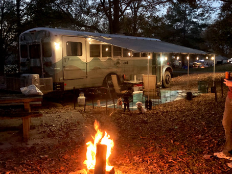 Rou Bus: Thanksgiving at Percy Quin