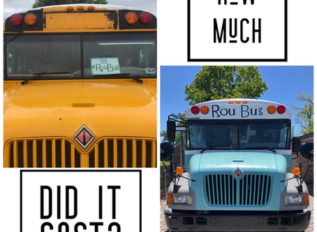 Rou Bus: The Budget