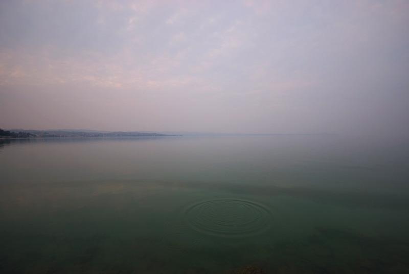 Sasso nel lago©emanuelacasagrande