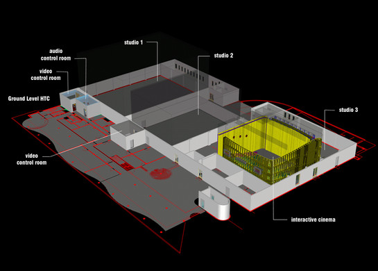 FX-CENTER CAD-Schnitt EG