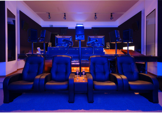 Prime Studio, Tonregie