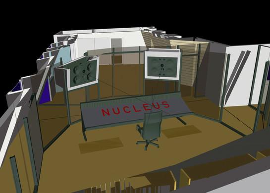 NUCLEUS Tonregie, CAD-schnitt