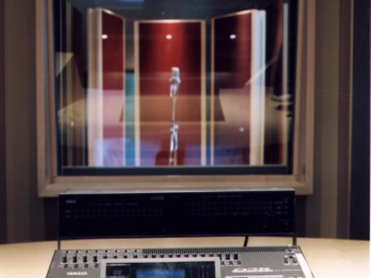 Teldex, Regie 2 mit Blick in Aufnahme 2