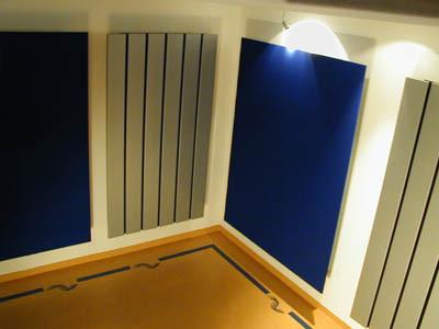 WATERS EDGE STUDIOS kleiner Aufnahmeraum