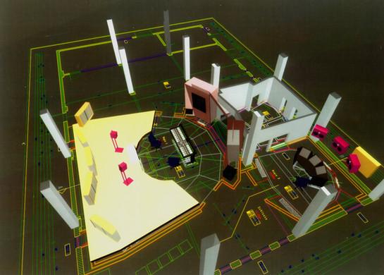 SNAP 3D Ansicht im Bau