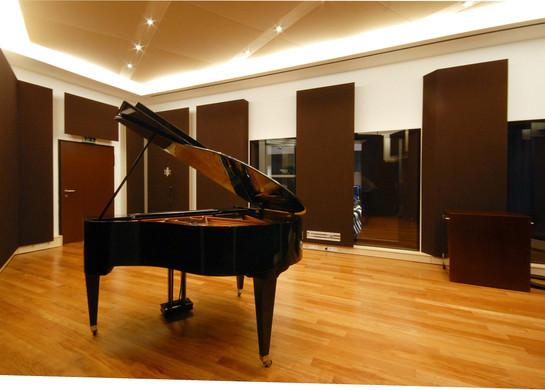 Prime Studio, großer Aufnahmeraum