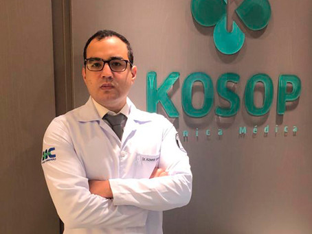 Conheça o currículo do Dr. Alzemir: médico especialista em Urologia.