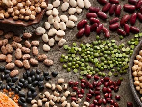 7 leguminosas que não podem faltar no seu cardápio - Dia Mundial das Leguminosas.