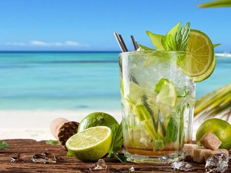 Os riscos das bebidas alcoólicas durante o verão.
