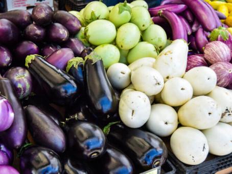 Outono: consuma os legumes e verduras da estação.