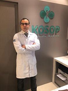Dr. Alzemir Santos da Silva Jr - Urologista | Clínica Kosop