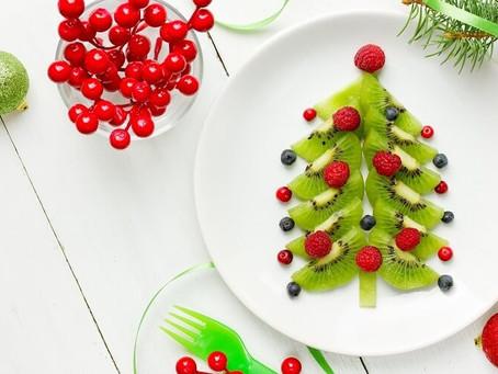 5 dicas saudáveis para as festas de fim de ano.