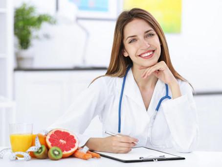 3 perguntas para sua consulta com o nutricionista.