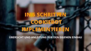 In 5 Schritten Wix Website DSGVO konform mit Cookiebot machen! 100% Anleitung
