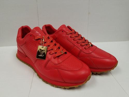 Louis Vuitton x Supreme Run Away Sneaker