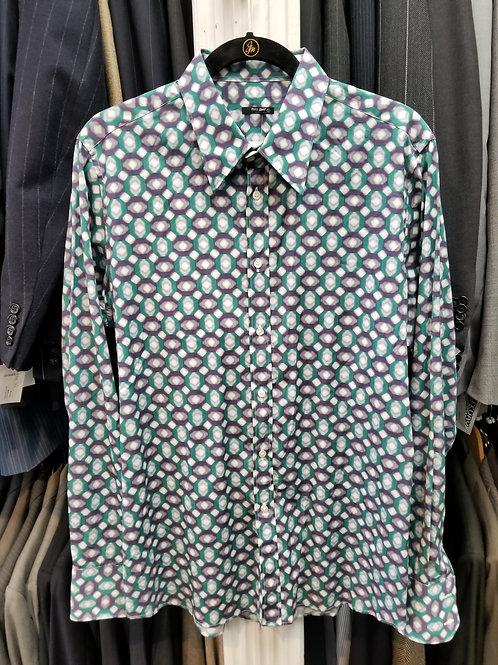 Miu Miu L/s Shirt Size 16