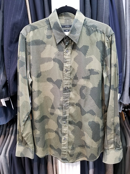 Gucci L/s Shirt Size 16