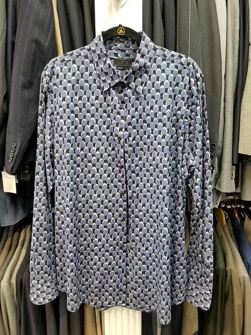 Prada L/s Shirt Size 17 1/2