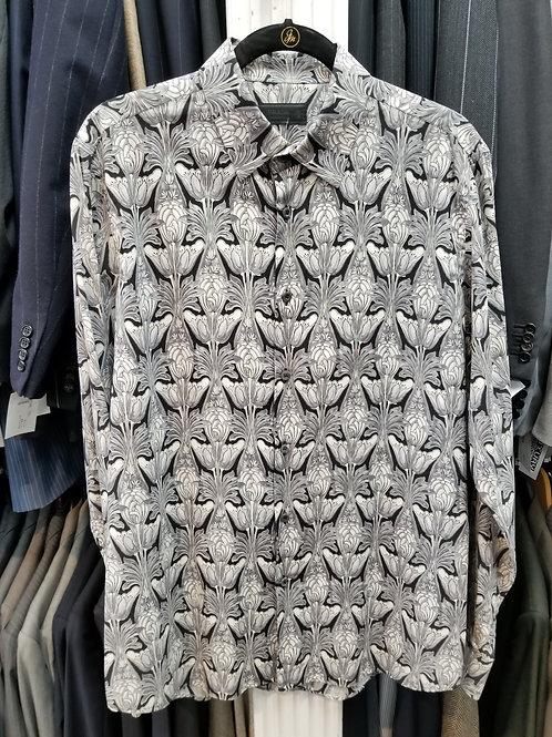 Prada L/s Shirt Size 16