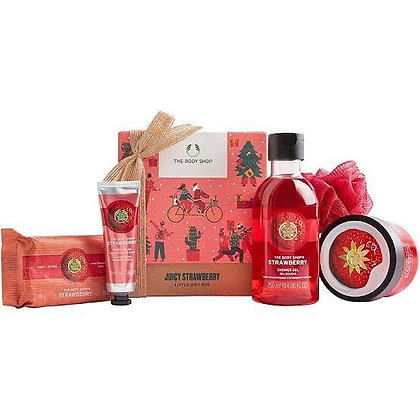 Juicy Strawberry Gift Set