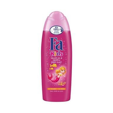 Fa Kids Shower Gel & Shampoo Sweet Berry Scent