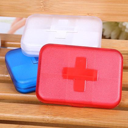 Pill box (6 compartments)
