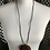 "Thumbnail: Tree of Life Wood 24"" Leather Necklace"