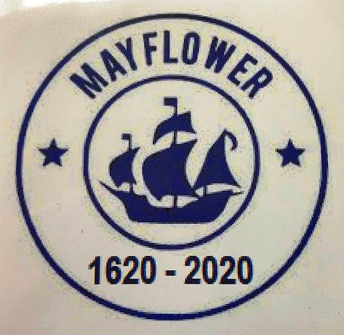 Mayflower Anniversary Decal