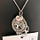 Thumbnail: Tree of Life Badge Holder Necklace