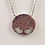 "Thumbnail: Sterling Silver Tree Necklace on 16"" delicate chain"