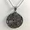 Thumbnail: Star of David Tree of Life Necklace