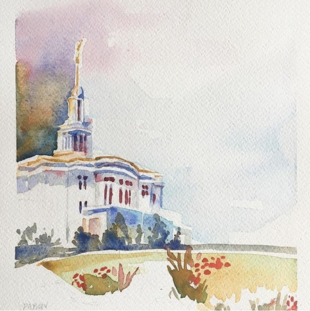 Payson Temple II