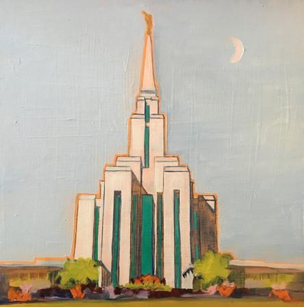 Oqurrih Mt. Temple