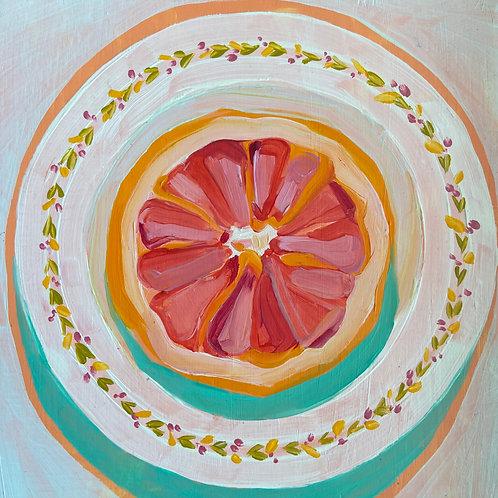 Spring Grapefruit II