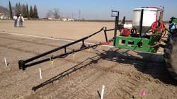 Dissipation Study Soil Application